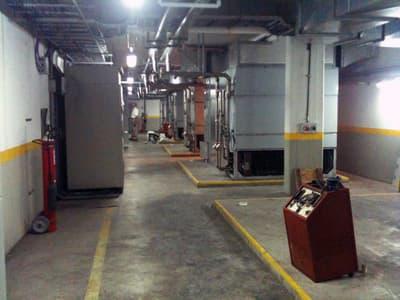 Equipos generadores, sistema anti incendio, UPS